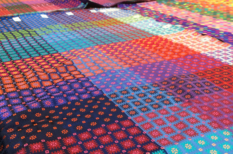 New fabric swatches
